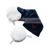 Комплект для приготовления лепешек (рукавица, 2 подушки)