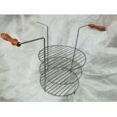 Решетка 3-ярусная диаметром 28 см