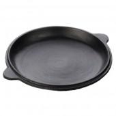 Чугунная крышка-сковорода для казана 8 л