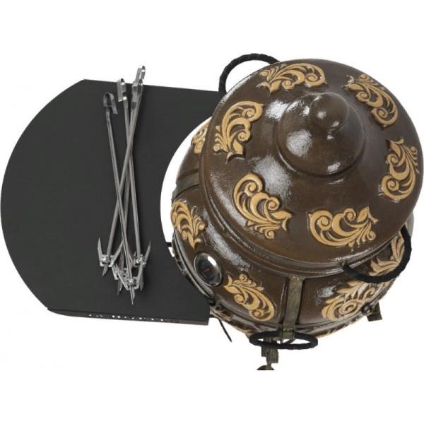 Тандыр Персидский (Черный) со столиком