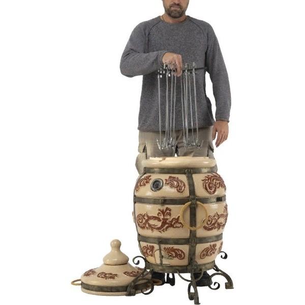 Тандыр Персидский (Слоновая кость)