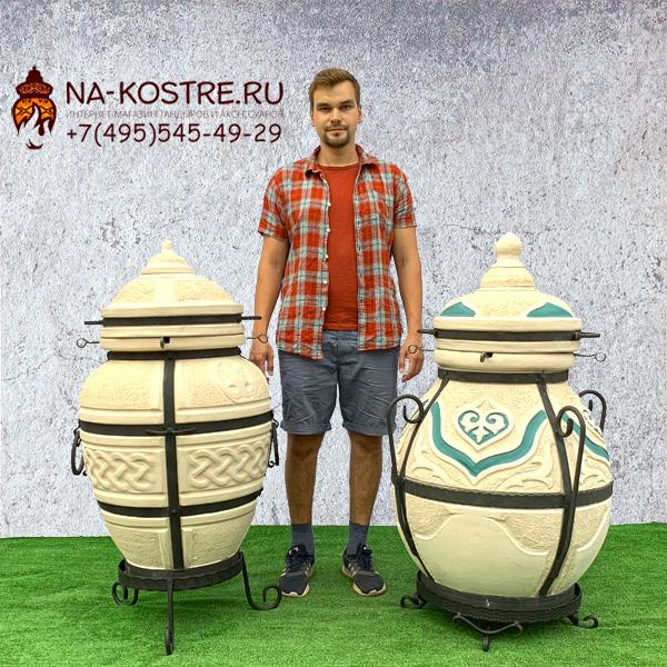 """Тандыр """"АТАМАН"""" + аксессуары (VIP комплект)"""