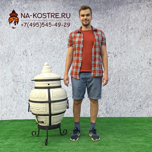 """Тандыр """"ЕСАУЛ"""" + аксессуары (VIPкомплект)"""