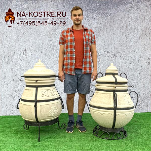 """Тандыр """"СКИФ"""" + аксессуары (Базовый комплект)"""